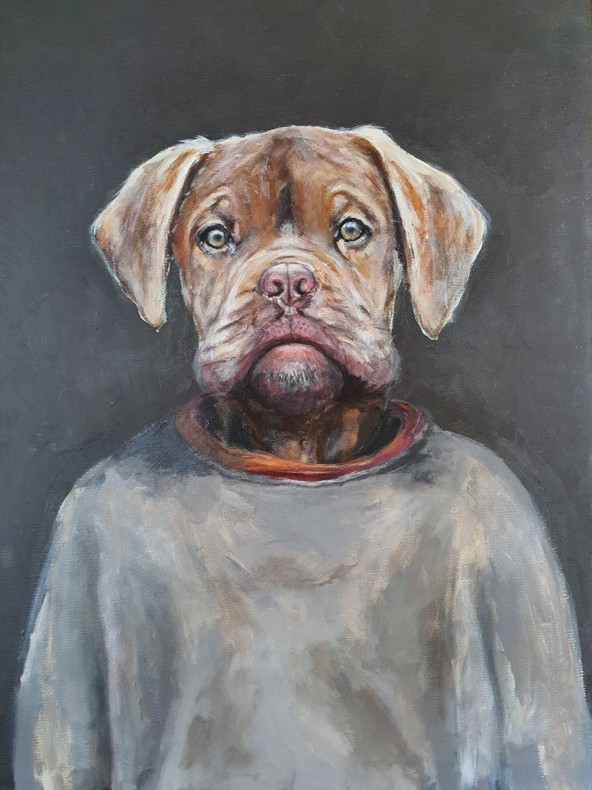 © Emmy Harnes Emmy Harnes billedkunstner billedkunst Haslum Bærum kunstner figurativ kunst antropomorfisk eventyrlig artist art anthropomorphicart